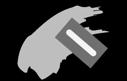 Stucadoor Spaan icoon